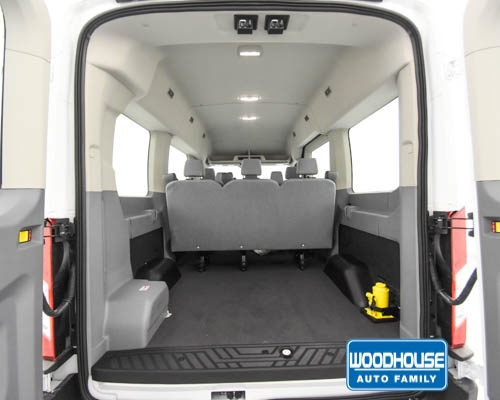 2019 Transit 150 Med Roof 4x2,  Passenger Wagon #T190791 - photo 2