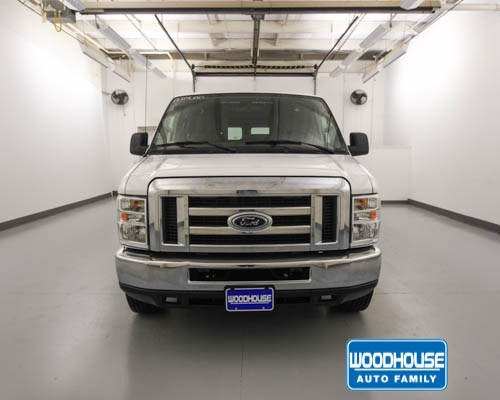 2013 E-250 4x2,  Upfitted Cargo Van #T199001A - photo 4