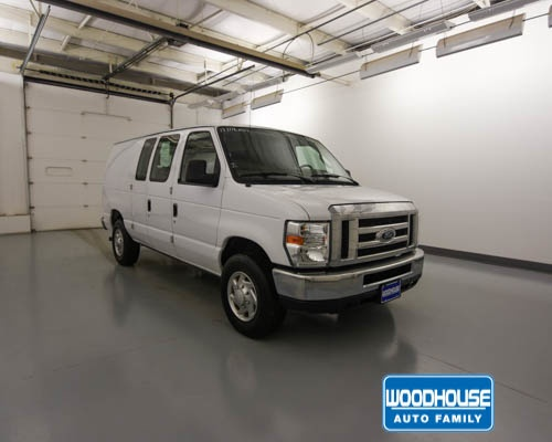 2013 E-250 4x2,  Upfitted Cargo Van #T199001A - photo 6