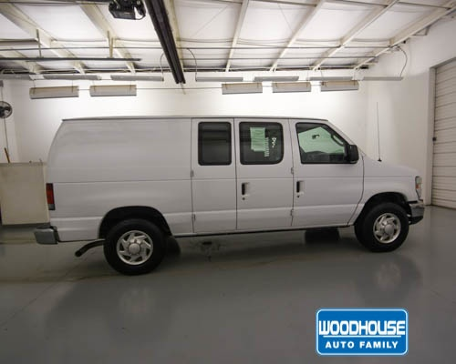 2013 E-250 4x2,  Upfitted Cargo Van #T199001A - photo 7