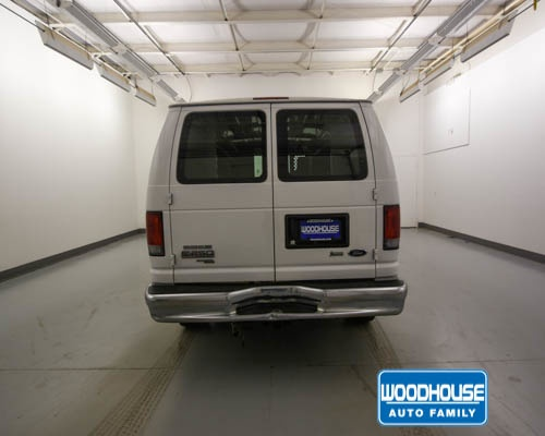 2013 E-250 4x2,  Upfitted Cargo Van #T199001A - photo 9
