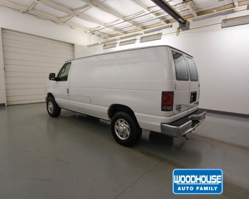 2013 E-250 4x2,  Upfitted Cargo Van #T199001A - photo 3