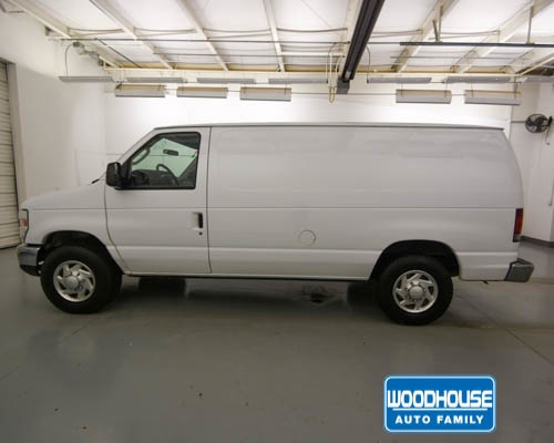 2013 E-250 4x2,  Upfitted Cargo Van #T199001A - photo 10