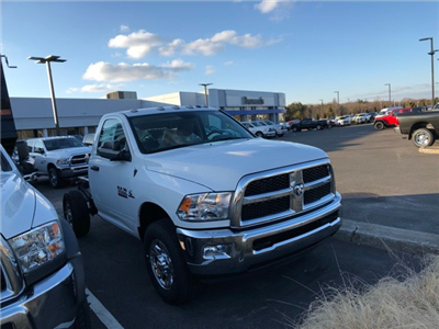 2017 Ram 3500 Regular Cab 4x4, Cab Chassis #R170493 - photo 4