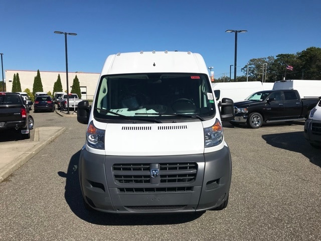 2018 ProMaster 2500 High Roof 4x2,  Empty Cargo Van #R180019 - photo 3