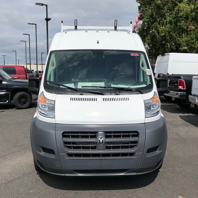 2018 ProMaster 2500 High Roof FWD,  Upfitted Cargo Van #R180019 - photo 3