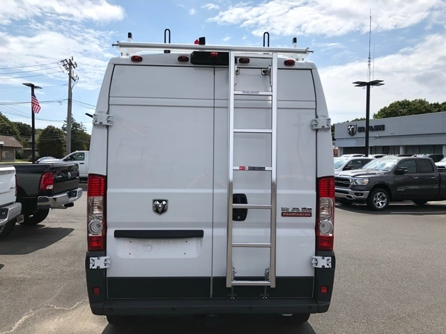 2018 ProMaster 2500 High Roof FWD,  Upfitted Cargo Van #R180019 - photo 7