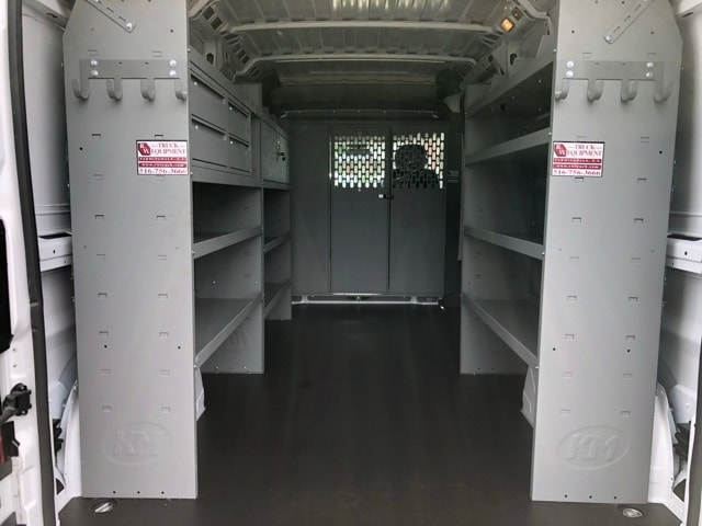 2018 ProMaster 2500 High Roof FWD,  Upfitted Cargo Van #R180019 - photo 2