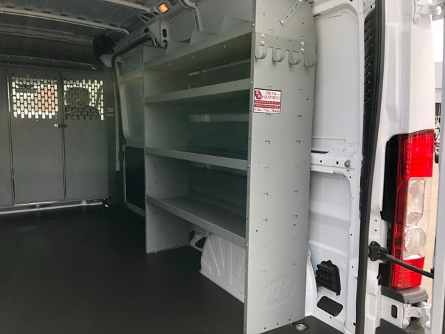 2018 ProMaster 2500 High Roof FWD,  Upfitted Cargo Van #R180019 - photo 8