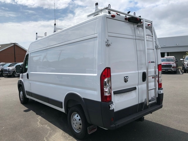2018 ProMaster 2500 High Roof FWD,  Upfitted Cargo Van #R180019 - photo 10