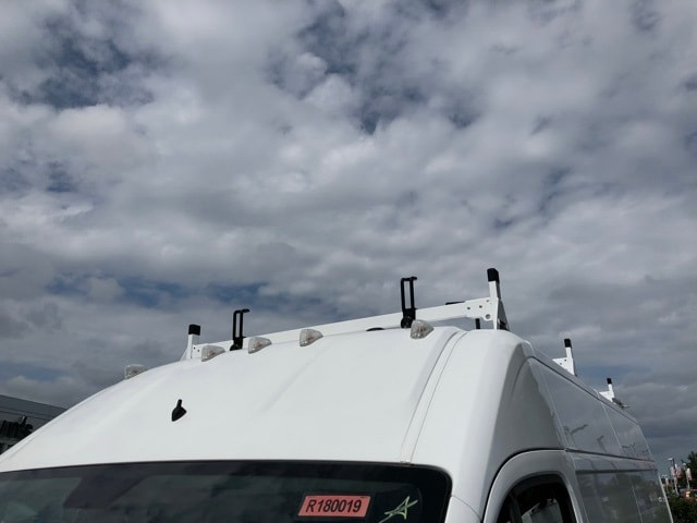2018 ProMaster 2500 High Roof FWD,  Upfitted Cargo Van #R180019 - photo 14