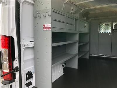 2018 ProMaster 2500 High Roof FWD,  Upfitted Cargo Van #R180019 - photo 9