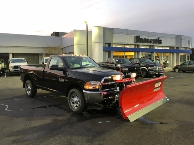 2018 Ram 2500 Regular Cab 4x4,  Ram Pickup #R180031 - photo 4