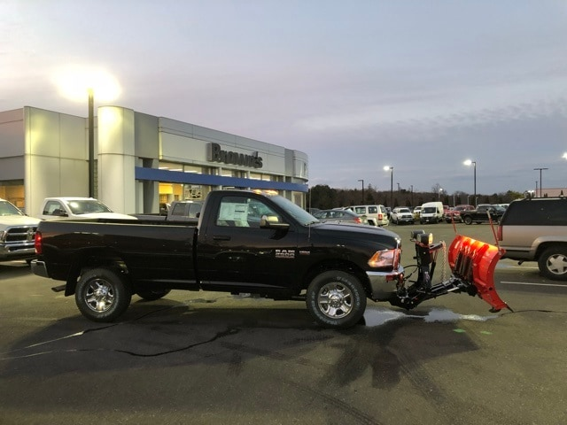 2018 Ram 2500 Regular Cab 4x4,  Ram Pickup #R180031 - photo 5