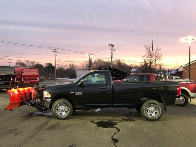 2018 Ram 2500 Regular Cab 4x4,  Ram Pickup #R180031 - photo 9