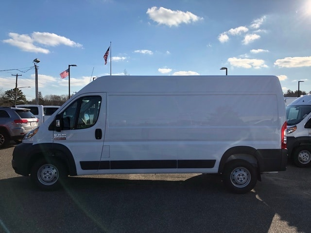 2018 ProMaster 2500 High Roof, Cargo Van #R180085 - photo 8