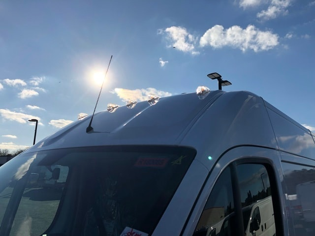 2018 ProMaster 2500 High Roof, Cargo Van #R180085 - photo 12