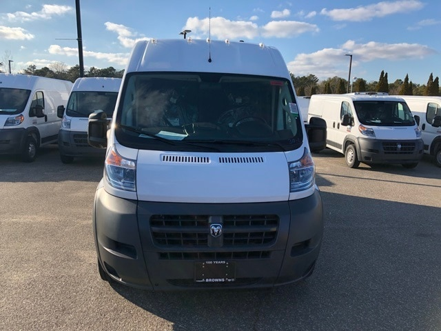 2018 ProMaster 2500 High Roof, Cargo Van #R180085 - photo 3