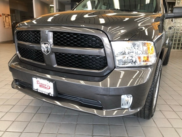2018 Ram 1500 Quad Cab 4x4, Pickup #R180114 - photo 12