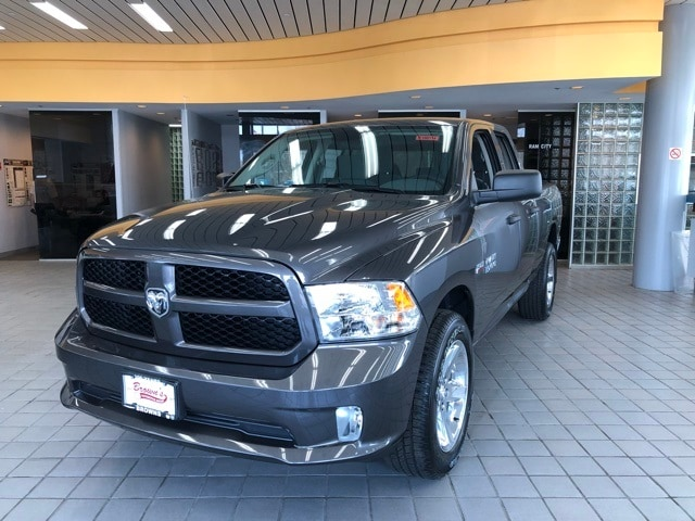 2018 Ram 1500 Quad Cab 4x4, Pickup #R180114 - photo 1