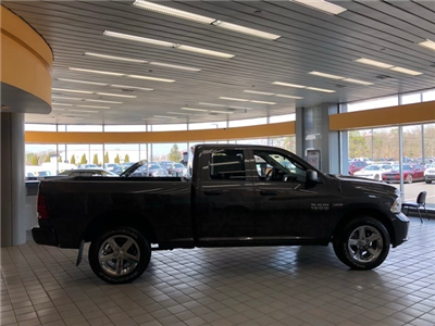 2018 Ram 1500 Quad Cab 4x4, Pickup #R180114 - photo 5