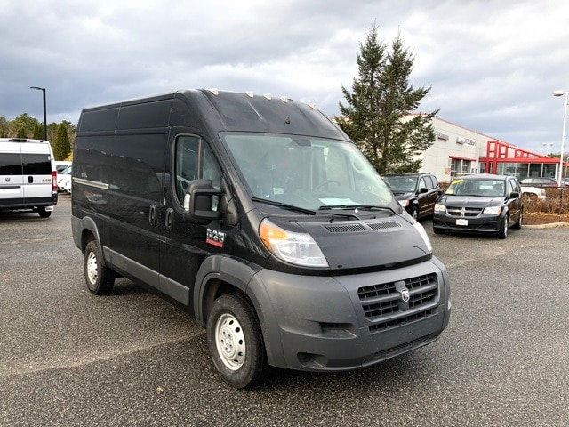 2018 ProMaster 1500 High Roof, Cargo Van #R180155 - photo 4
