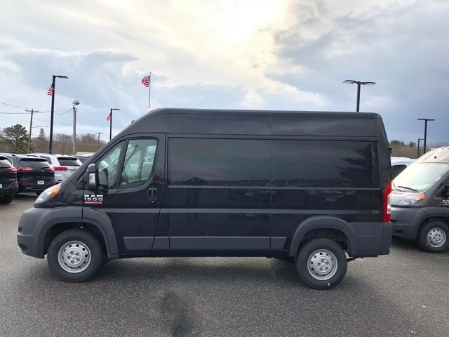 2018 ProMaster 1500 High Roof, Cargo Van #R180155 - photo 8