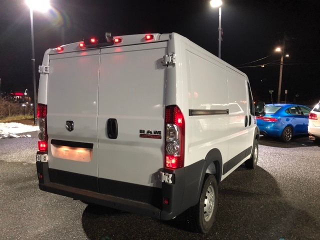 2018 ProMaster 1500 Standard Roof 4x2,  Empty Cargo Van #R180167 - photo 6