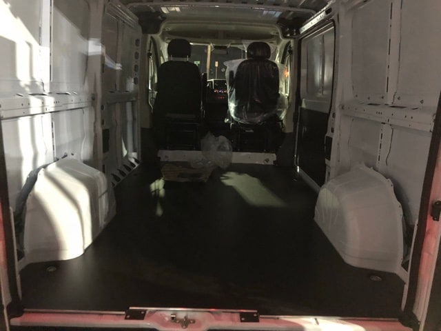 2018 ProMaster 1500 Standard Roof 4x2,  Empty Cargo Van #R180167 - photo 2