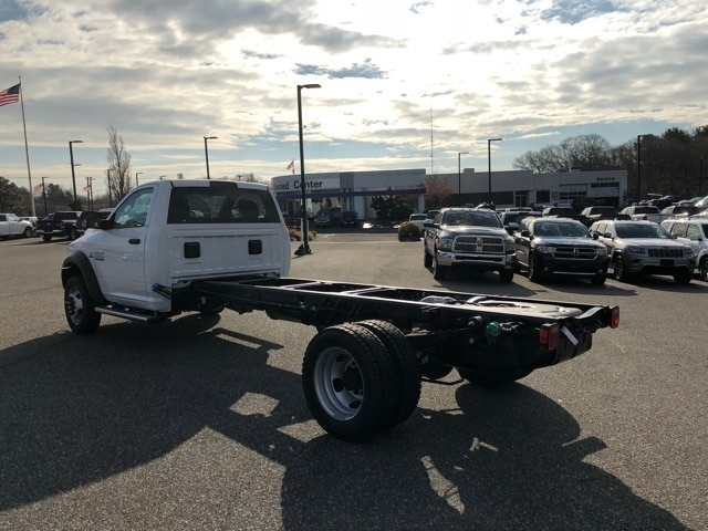2018 Ram 5500 Regular Cab DRW 4x4 Cab Chassis #R180169 - photo 2