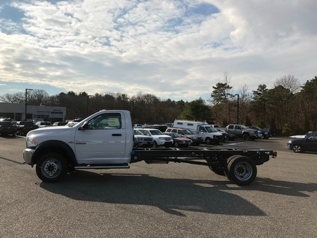 2018 Ram 5500 Regular Cab DRW 4x4 Cab Chassis #R180169 - photo 8