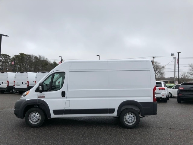 2018 ProMaster 2500 High Roof 4x2,  Empty Cargo Van #R180213 - photo 9