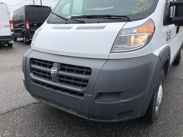 2018 ProMaster 2500 High Roof 4x2,  Empty Cargo Van #R180213 - photo 14