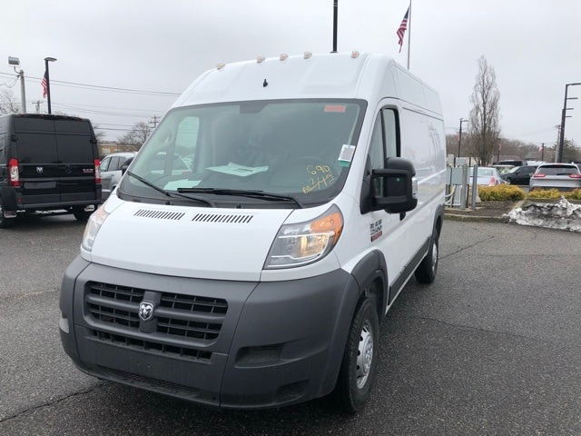 2018 ProMaster 2500 High Roof, Cargo Van #R180213 - photo 1