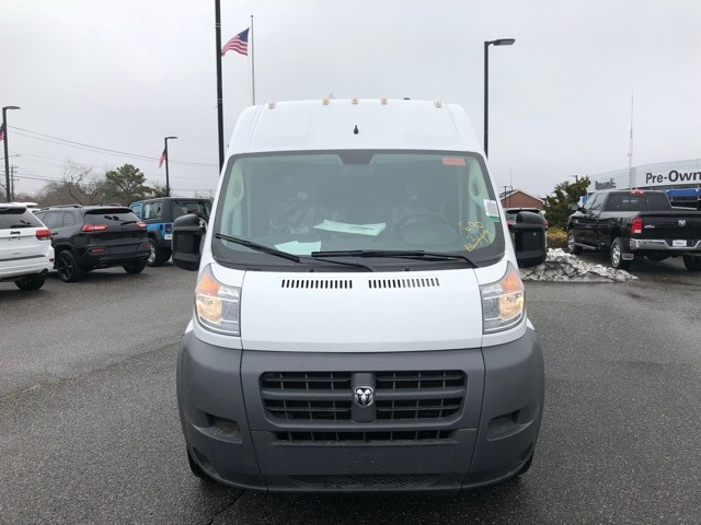 2018 ProMaster 2500 High Roof 4x2,  Empty Cargo Van #R180213 - photo 3