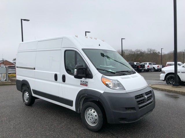 2018 ProMaster 2500 High Roof 4x2,  Empty Cargo Van #R180213 - photo 4
