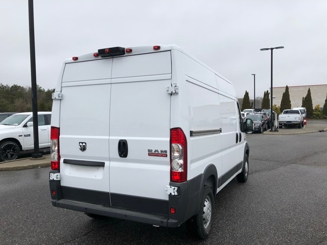 2018 ProMaster 2500 High Roof 4x2,  Empty Cargo Van #R180213 - photo 6