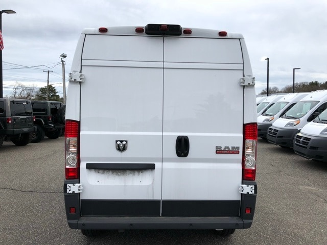 2018 ProMaster 2500 High Roof,  Empty Cargo Van #R180214 - photo 7