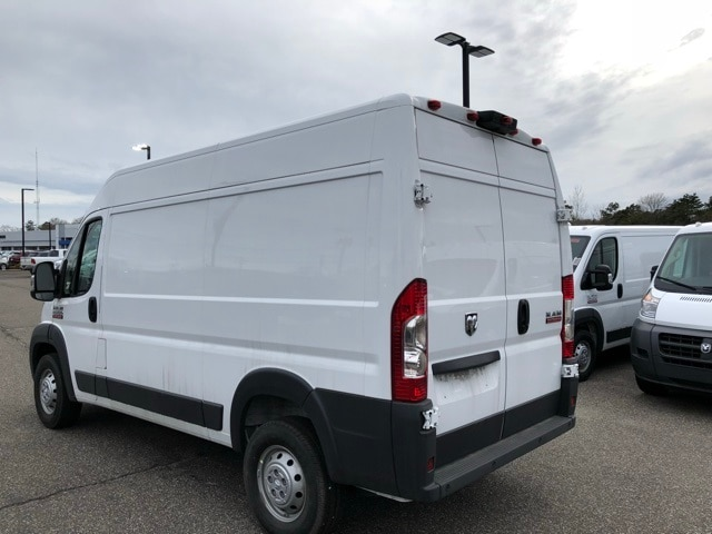 2018 ProMaster 2500 High Roof 4x2,  Empty Cargo Van #R180214 - photo 8