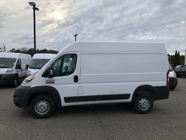 2018 ProMaster 2500 High Roof 4x2,  Empty Cargo Van #R180214 - photo 9