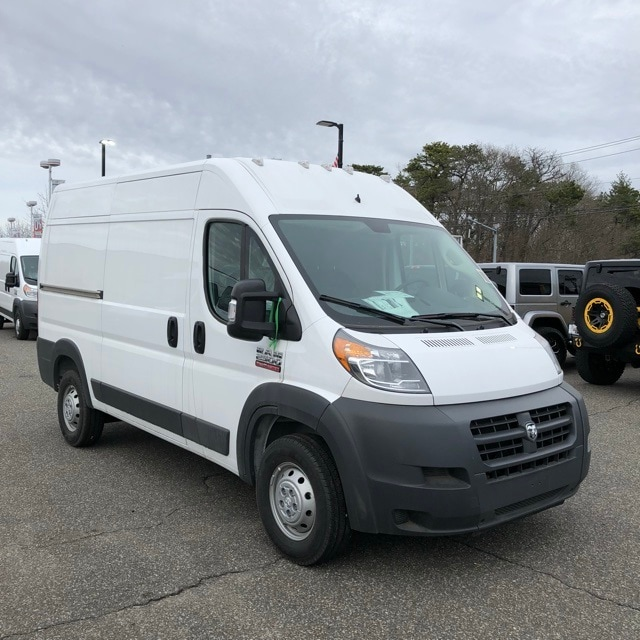 2018 ProMaster 2500 High Roof 4x2,  Empty Cargo Van #R180214 - photo 4