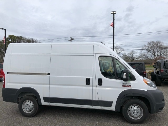 2018 ProMaster 2500 High Roof 4x2,  Empty Cargo Van #R180214 - photo 5
