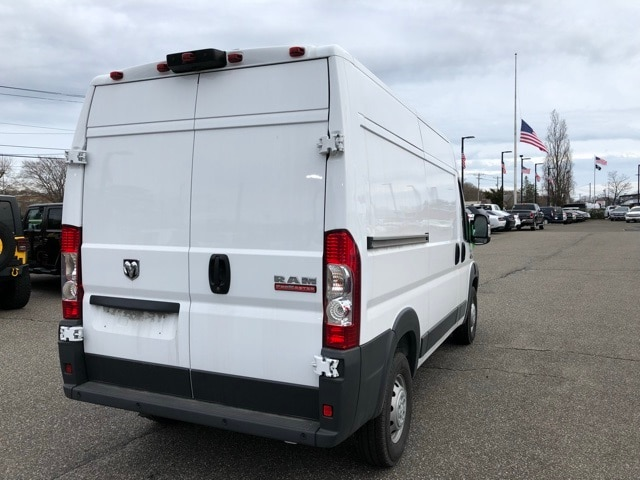 2018 ProMaster 2500 High Roof 4x2,  Empty Cargo Van #R180214 - photo 6