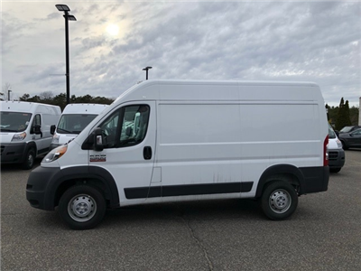 2018 ProMaster 2500 High Roof,  Empty Cargo Van #R180214 - photo 9