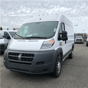 2018 ProMaster 2500 High Roof,  Empty Cargo Van #R180214 - photo 1