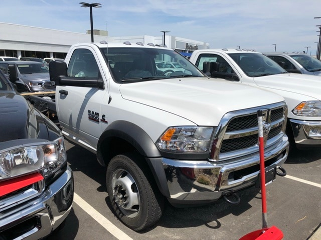 2018 Ram 5500 Regular Cab DRW 4x4,  Cab Chassis #R180249 - photo 4