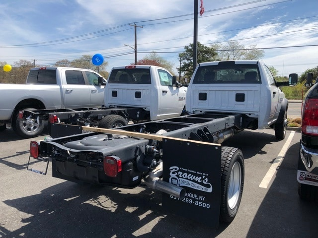 2018 Ram 5500 Regular Cab DRW 4x4,  Cab Chassis #R180249 - photo 5
