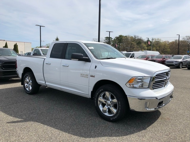 2018 Ram 1500 Quad Cab 4x4, Pickup #R180285 - photo 4