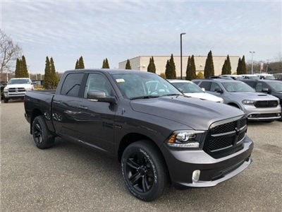 2018 Ram 1500 Crew Cab 4x4, Pickup #R180286 - photo 4
