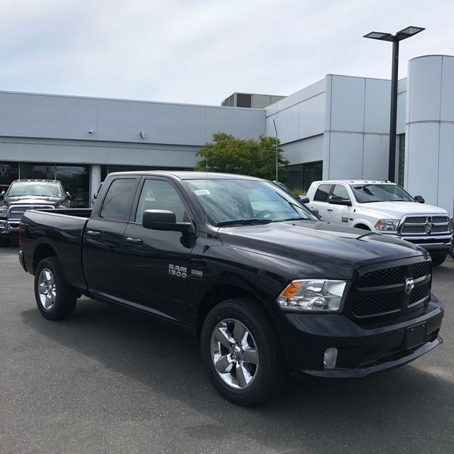 2018 Ram 1500 Quad Cab 4x4,  Pickup #R180420 - photo 4